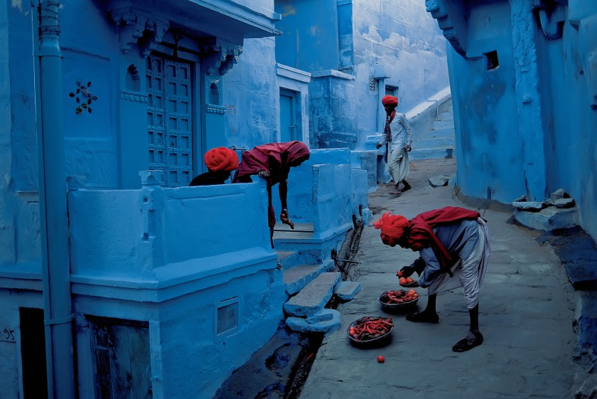 Jodhpur, India, 1996 by Steve McCurry