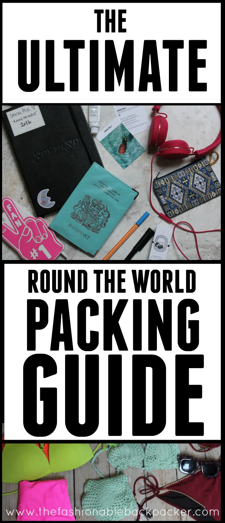 ultimate girls packing list
