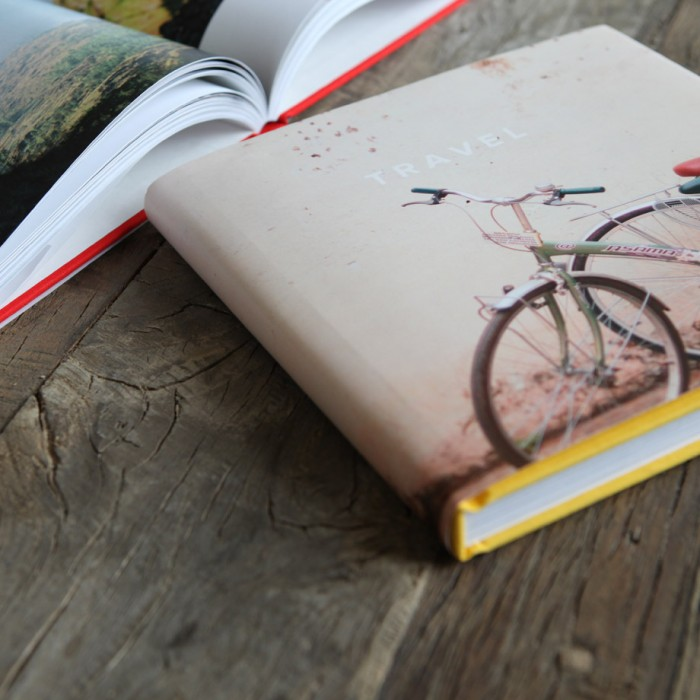 make your own hardcover book with artifact uprising