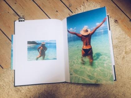 artifact uprising travel photo book